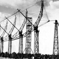 Радиотелескоп цилиндр - Ути Индия