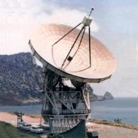 Радиотелескоп РТ-22, Симеиз, Крым