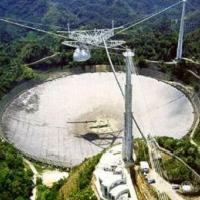 Радиотелескоп Аресибо Пуэрто-Рико