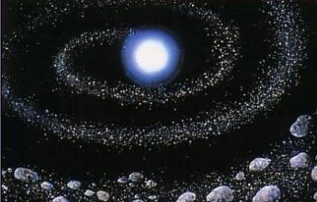 Зарождение планет Солнечной системы