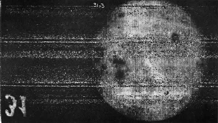 Afbeeldingsresultaat voor луна 3 фото