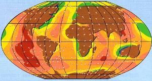 Данные сейсмической томографии