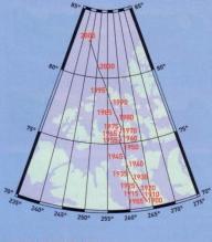 Положение Северного полюса
