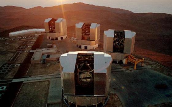 Телескоп VLT