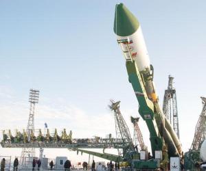 Подготовка ракеты к старту