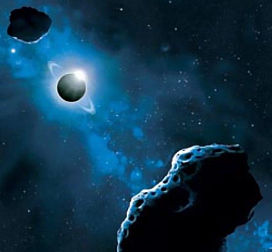 Изображение Нептуна