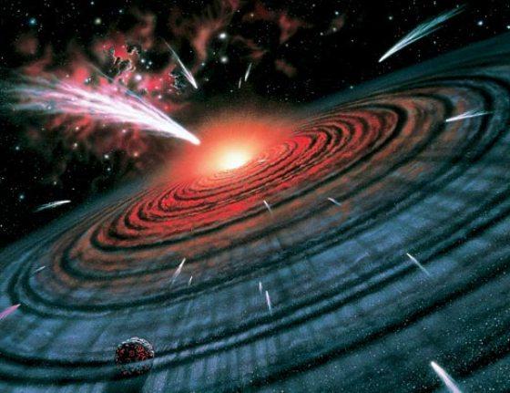 Формирование Солнечной системы