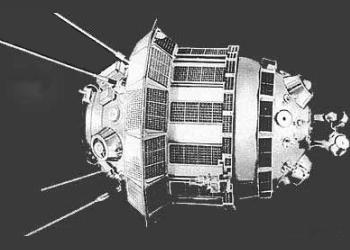 Космический аппарат 'Луна-3'
