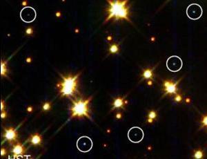 Шарового скопления M4