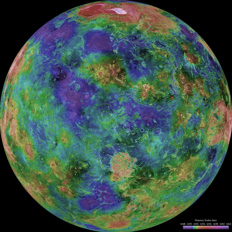 карты планет - фото 7