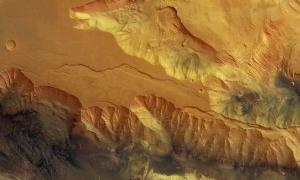 """Walls of Candor Chasma"""