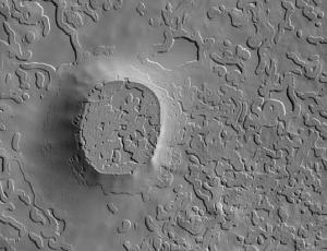 HiRISE - Like Landform