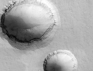 HiRISE - Pit Craters