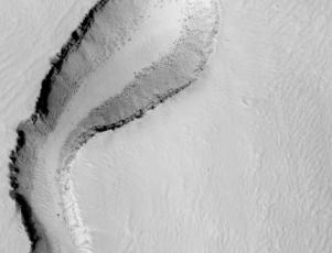 HiRISE - Pit Crater