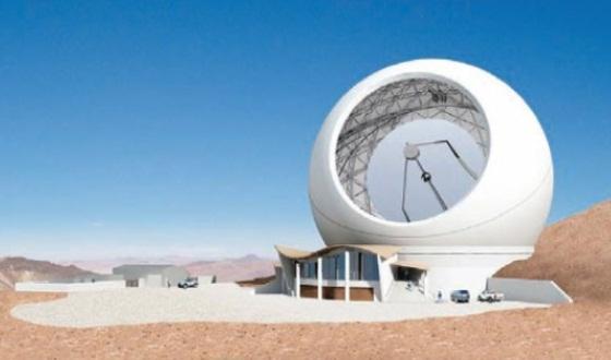Зеркальные схемы телескопов в
