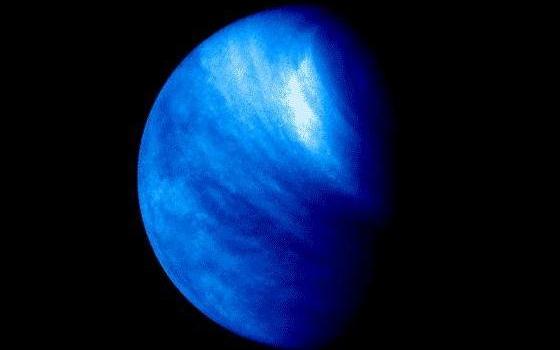 Ультрафиолетовая Венера